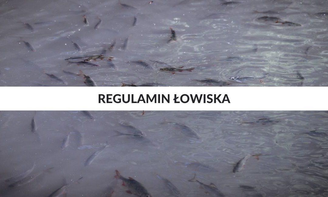 Regulamin łowiska – jak stworzyć regulamin łowiska
